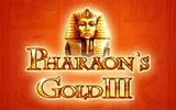 Играть в Pharaohs Gold III в казино Вулкан